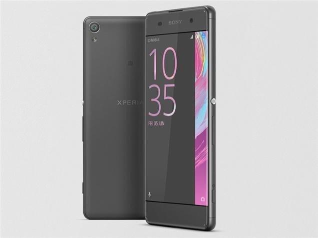 Sony Xperia XA Dual Black
