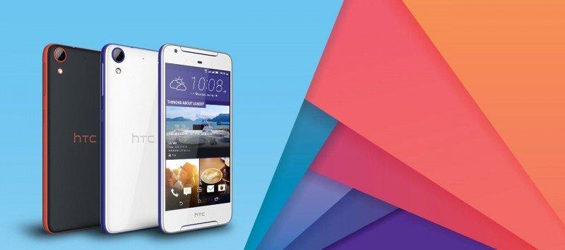 HTC Desire 628 Look