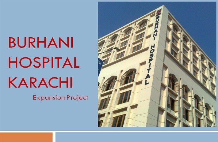 Borhani Hospital cover