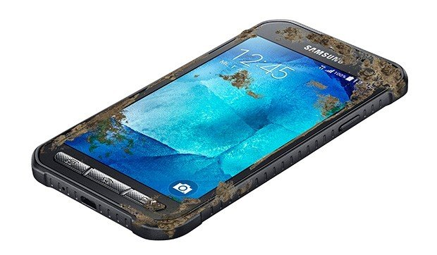Samsung Galaxy Xcover 4 - Rare View Picture