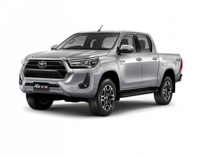Toyota Hilux Revo G Automatic 2.8 2021 (Automatic)