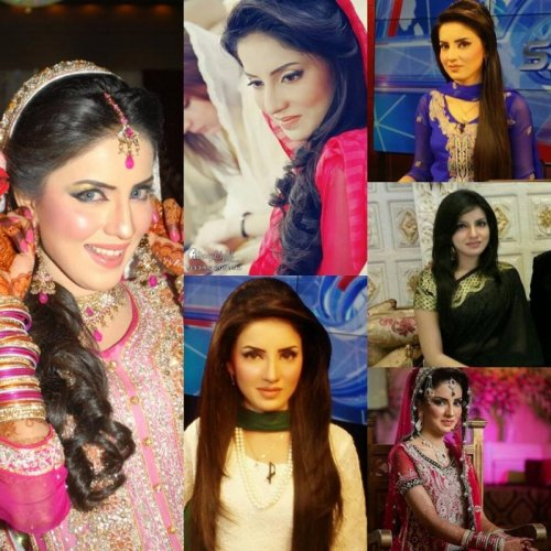 Beautiful Kiran Naz in Different Dress