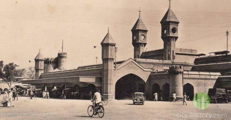 Muzaffarabad Railway Station 2