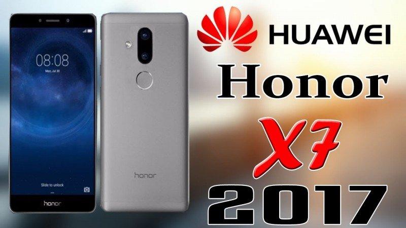 Huawei Honor X7
