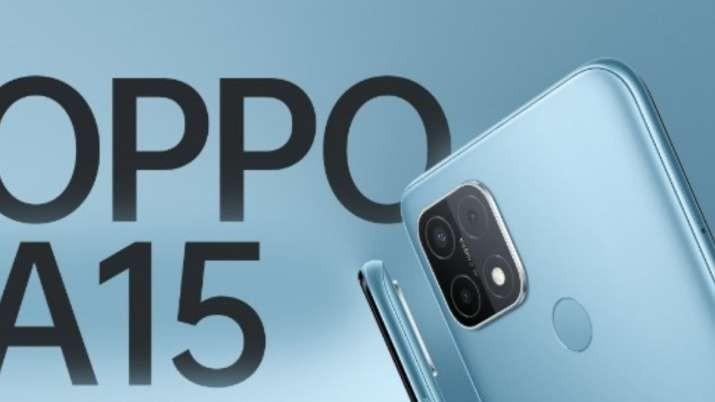 OPPO A15s - Price, Specs, Review, Comparison