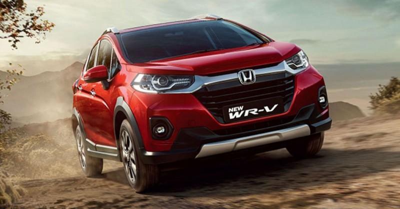 Honda WR-V - Car Price