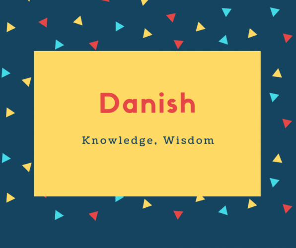 Danish Name Meaning Knowledge, Wisdom