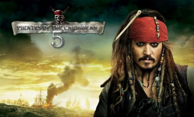 Pirates of the Caribbean Dead Men Tell No Tales 1