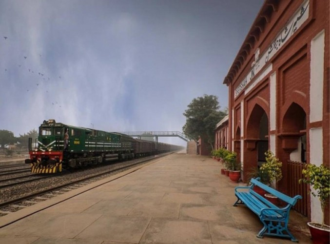 Sher Shah Junction Railway Station 1