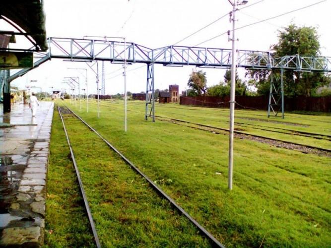 Mandi Ahmed Abad Railway Station