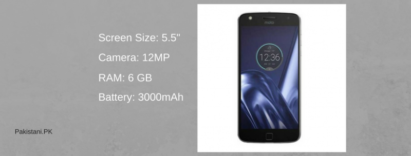 Motorola Moto Z2 Force - Price in Pakistan