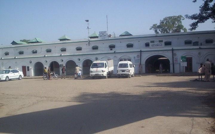 Jhelum Railway Station