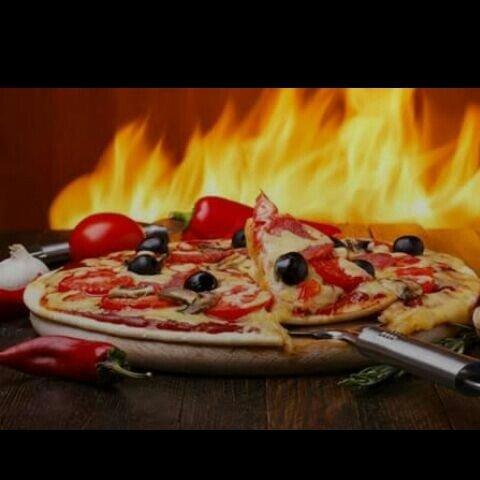 Bell Pepper Pizza