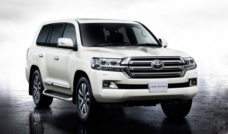 Toyota Land Cruiser ZX 2021 (Automatic)