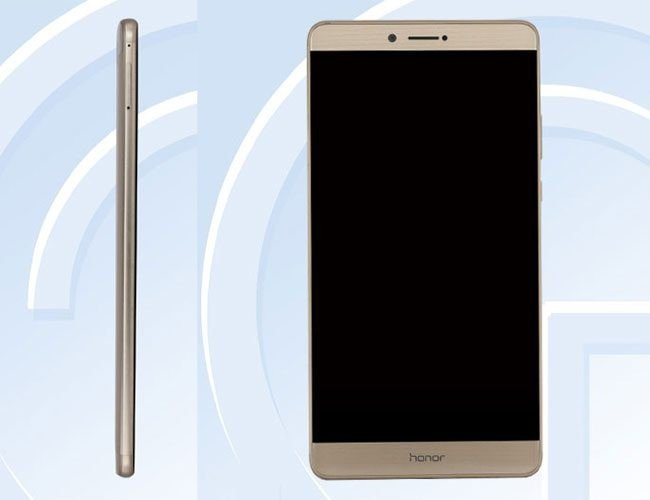 Huawei Honor Note 8 Slim View