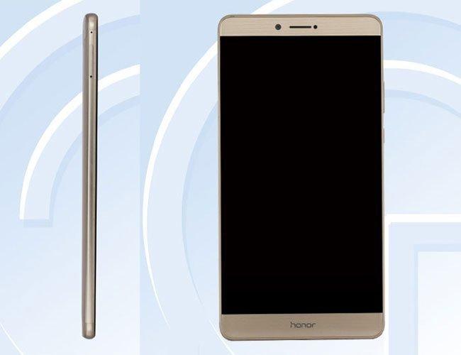 Huawei Honor Note 8 Slim View