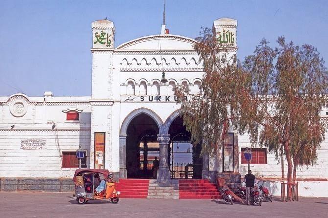 Sukkur Railway Station