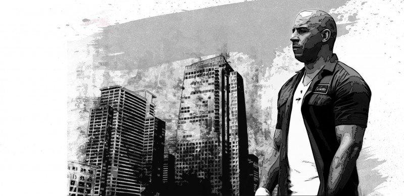 Vin Diesel Cover