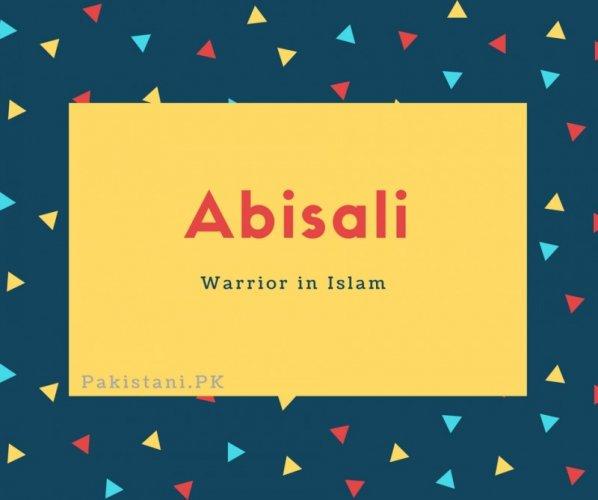 Abisali