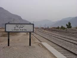 Landi Kotal Railway Station