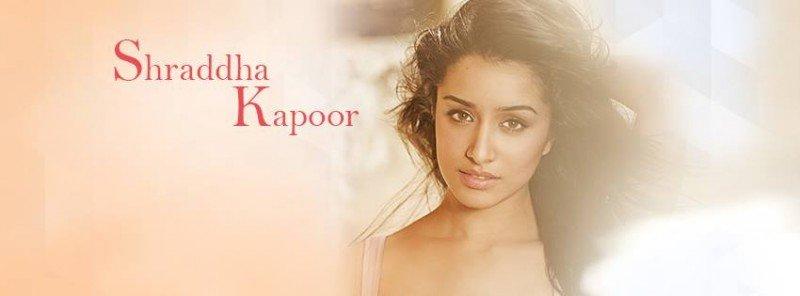 Shraddha Kapoor Cover