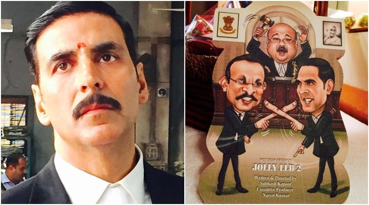 Jolly LLB 2 Cover