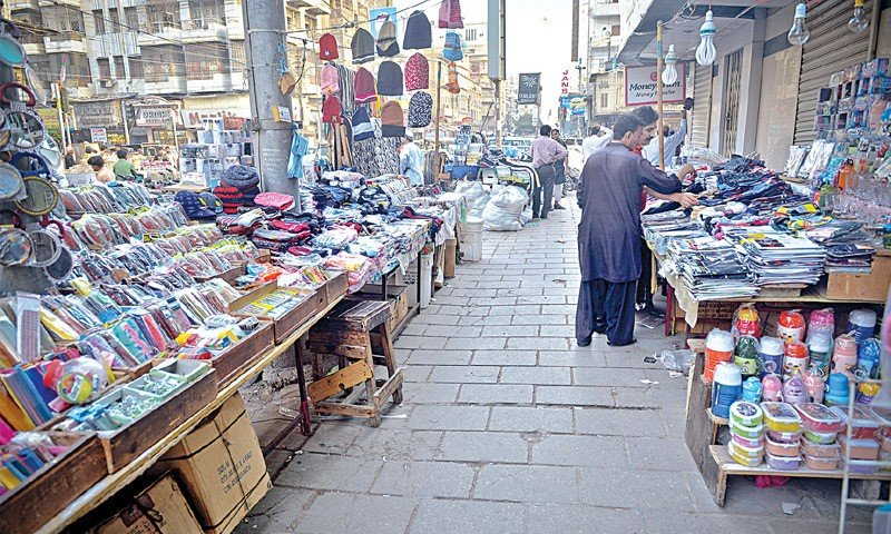 Zainab Market In Saddar Town Karachi Address Timings
