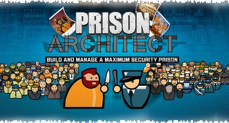 Prison Architect  - Characters, System Requirements, Reviews and Comparisons