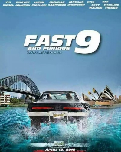 Fast and Furious 9 - Actors, Release Date, Review
