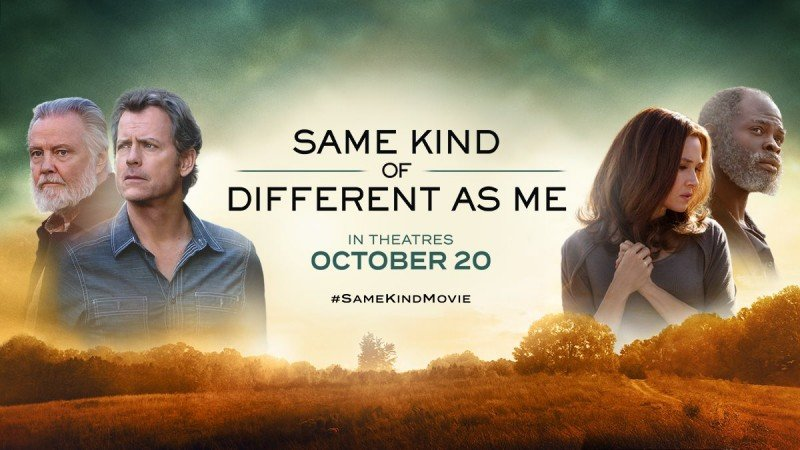 Same Kind of Different as Me - Complete Information