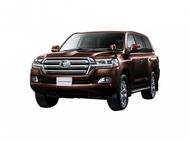 Toyota Land Cruiser VX 4.6 2021 (Automatic)