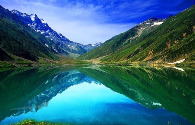 Saif-ul-Muluk Lake