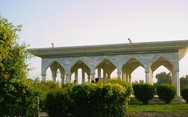 Shah Shams Park 6