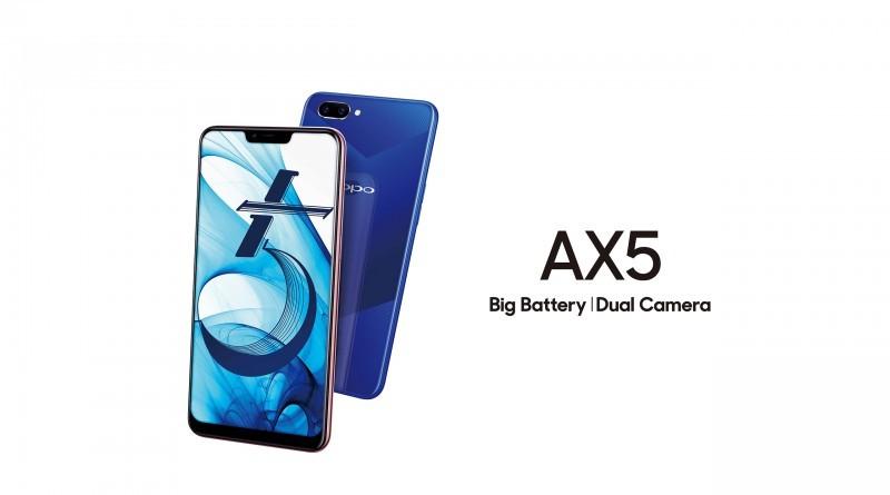 Oppo AX5 - Price, Comparison, Specs, Reviews