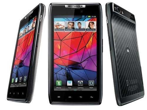 Motorola Razr XT910 001