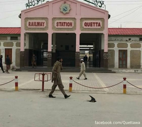 Quetta Railway Station