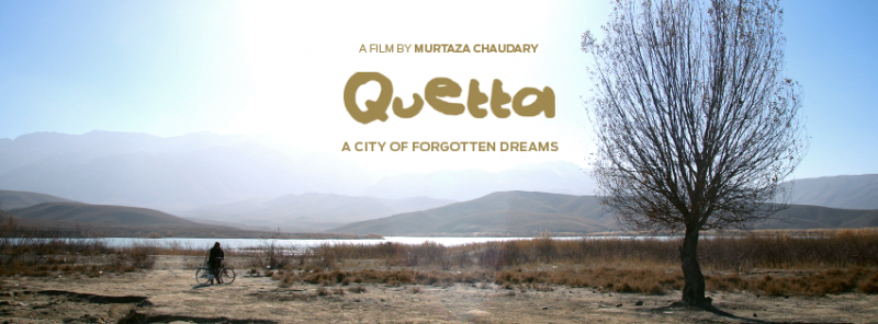 Quetta A City of Forgotten Dreams - Cover Photo