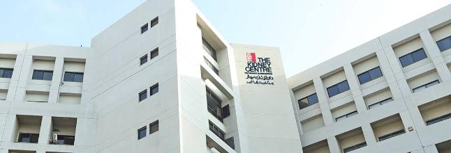 The Kidney Centre Outside View