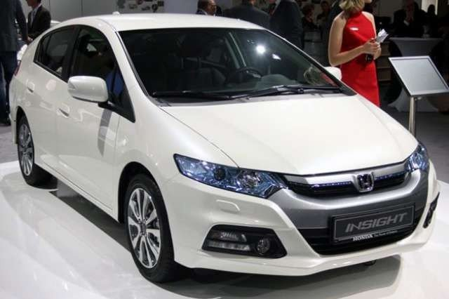 New Honda Insight 2017 - Price, Reviews, Specs