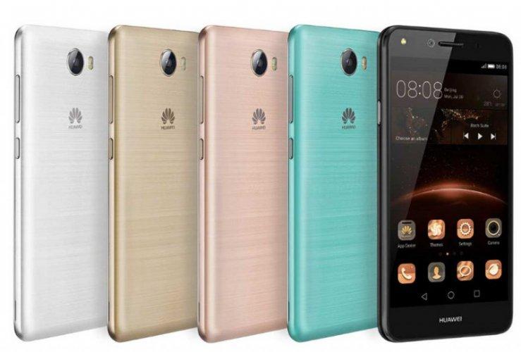 Huawei Y5II Colors