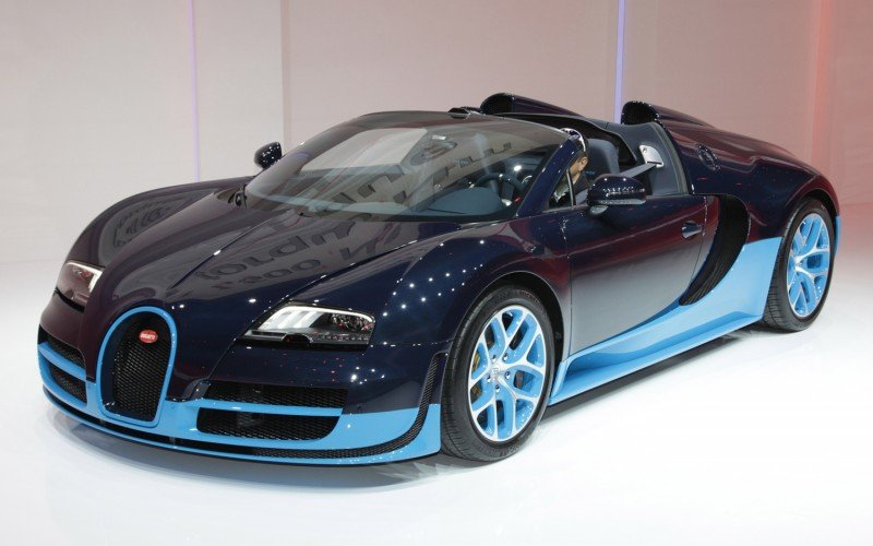Bugatti Veyron Grand Sport Car 2017- Price in Pakistan