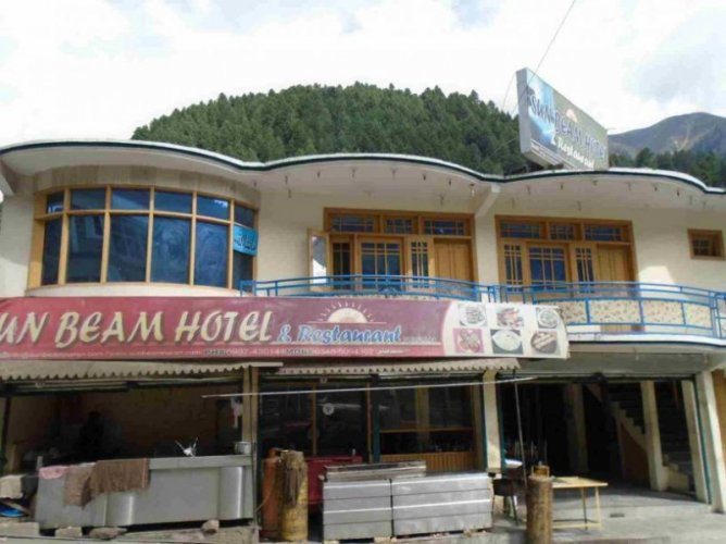 Sun Beam Hotel In Naran Kaghan Valley Stan Contacts