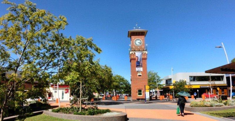 Cunningham Clock Tower 6