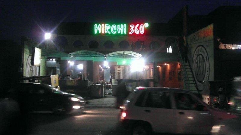 Mirchi 360 Degrees Night