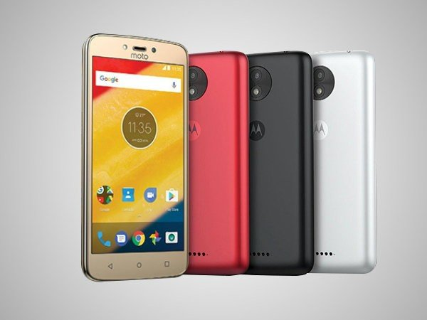Motorola Moto C Plus Colors