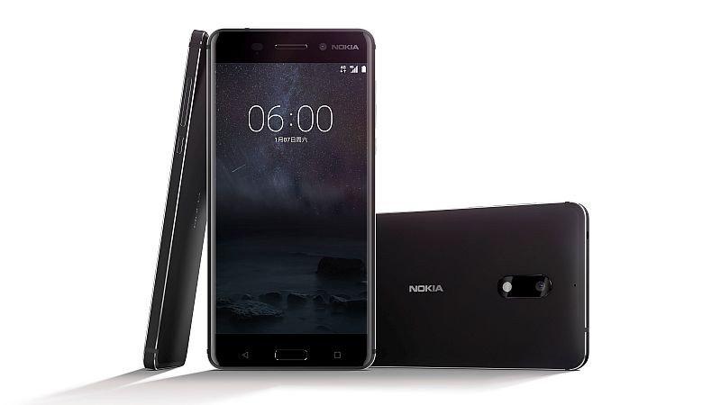 Nokia 7 Design