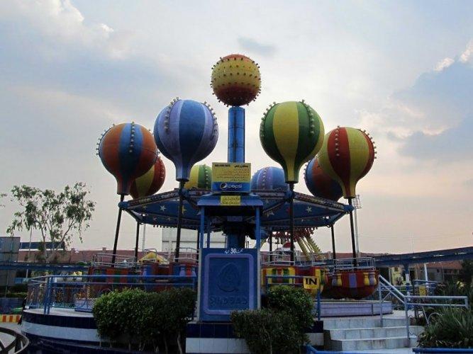 Sindbad Amusement Park 2