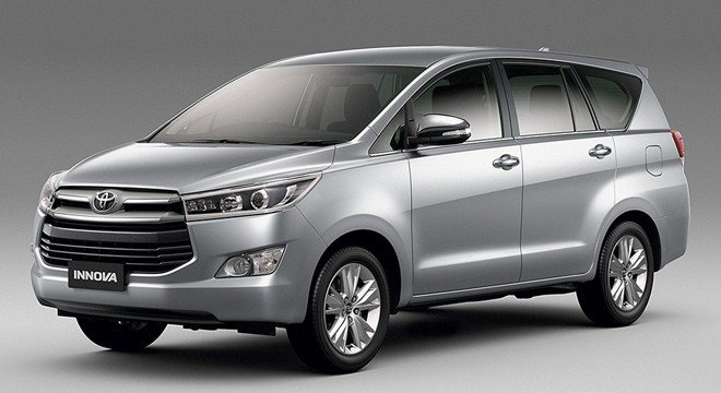 Toyota Innova 2018 - Price in Pakistan
