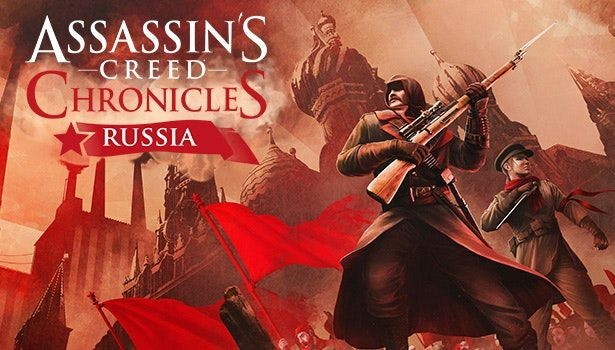 's Creed Chronicles Russia 2