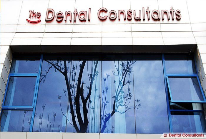 Dental Consultants cover